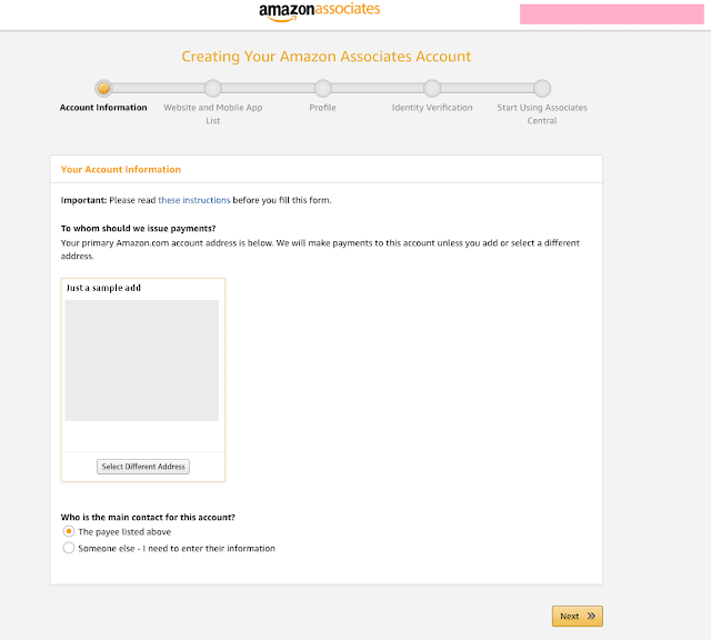 create-amazon-associates-account