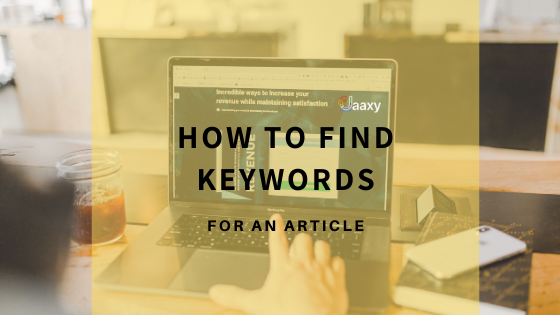 how-to-find-keywords-for-an-article