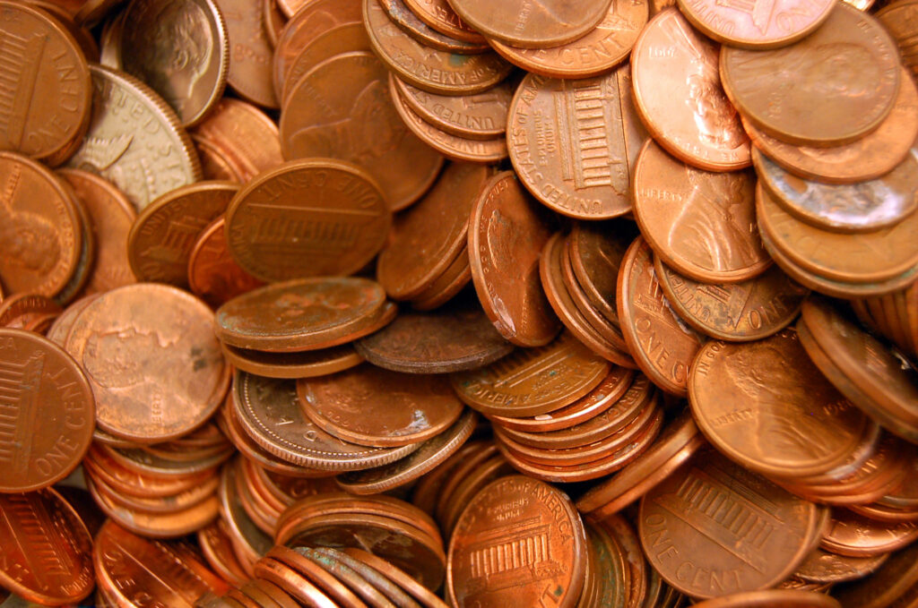 bunch-of-pennies
