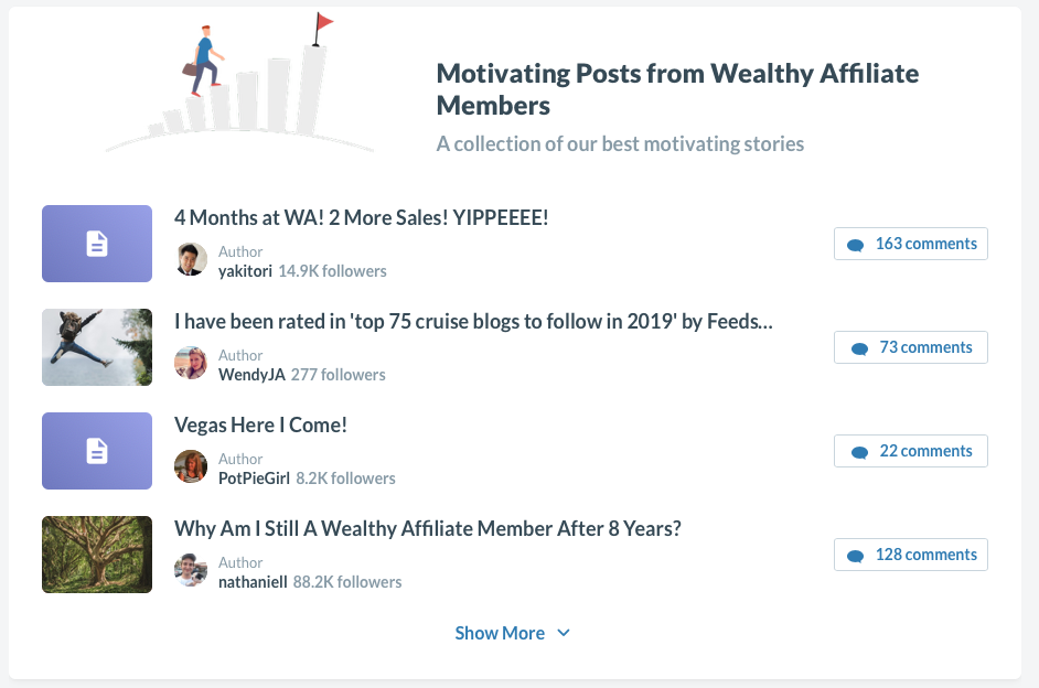 motivating-wealthy-affiliate-stories
