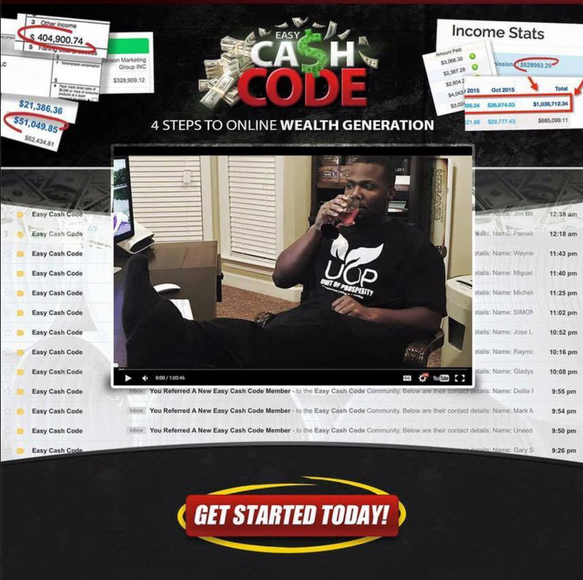 what-is-easy-cash-code