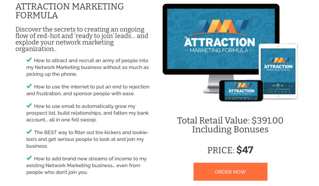 attraction-marketing-formula-review