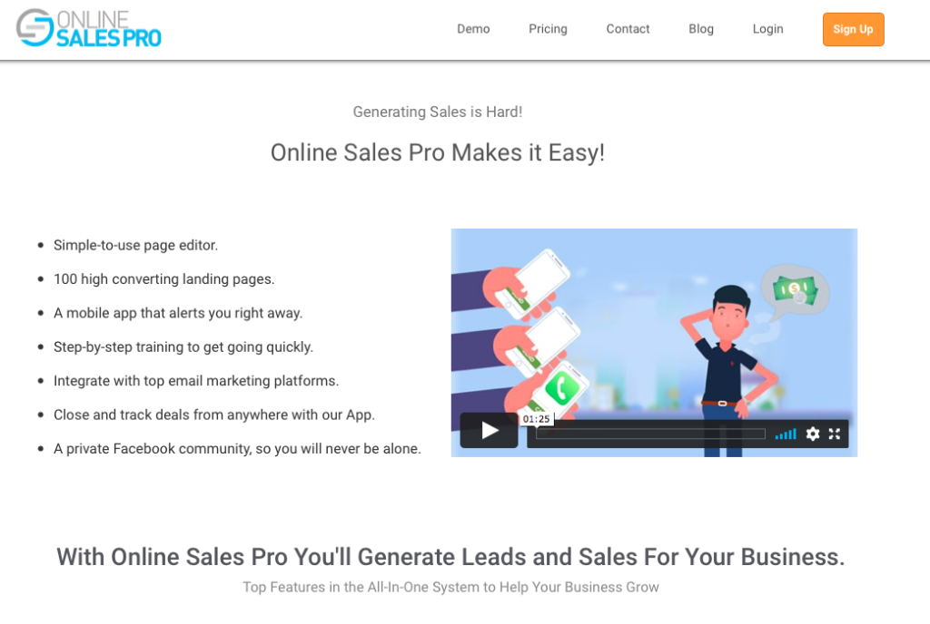 what-is-online-sales-pro